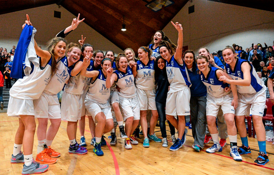 Team Montenotte Hotel pictured last year Photo:Sportsfile