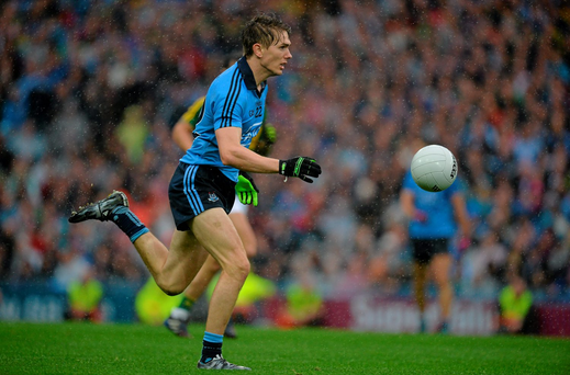 Dublin's Michael Fitzsimons Photo: Sportsfile