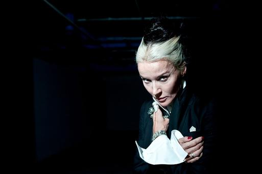 Daphne Guinness is hoping to conquer the music industry with the same vigour as she did the fashion world