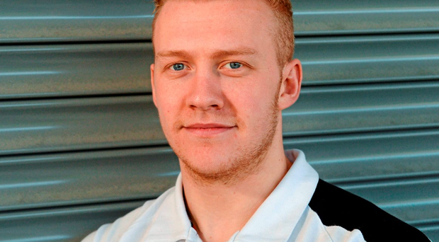 Ulster's Stuart Olding after a press conference Photo: Sportsfile