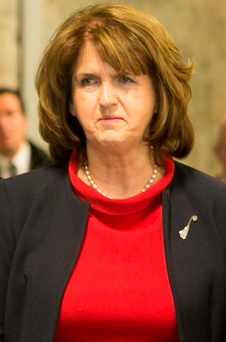 'I was quite confident that Joan Burton would hold her own seat in Dublin West.Yet the recent record of Tánaistí securing their seats is not reassuring'. Photo: Collins Dublin, Gareth Chaney