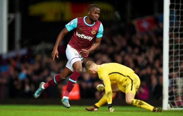 Enner Valencia is 7/1 to score first when West Ham play Liverpool