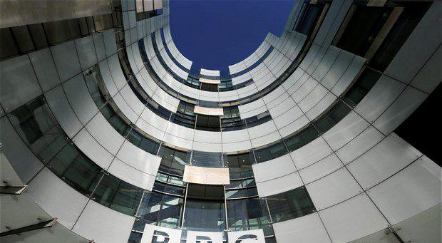 BBC headquarters in London Photo: BBC