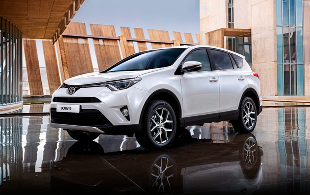 Mid-life boost for RAV4 - Independent ie