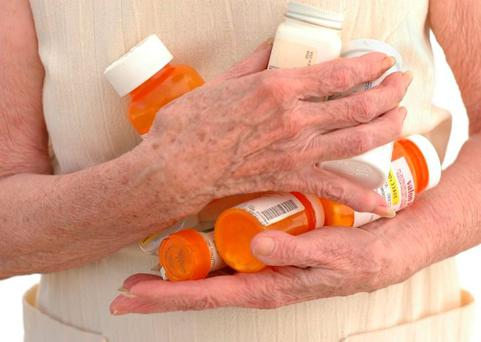 DISGRACE: Patients are forced to dip into savings for drugs