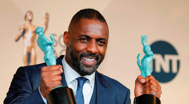 Idris Elba holds the awards for Outstanding Performance by a Male Actor in a Supporting Role for his role in