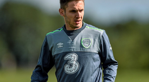 Kevin Doyle has won 61 caps and scored 14 goals for Ireland.