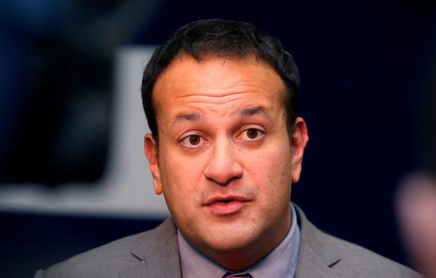 Health Minister Leo Varadkar. Photo: Damien Eagers
