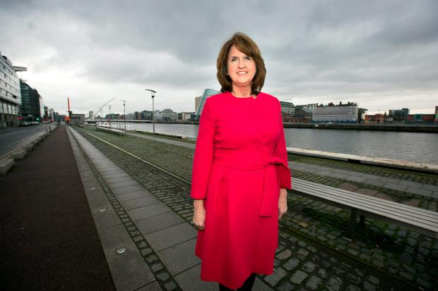 Labour leader Joan Burton