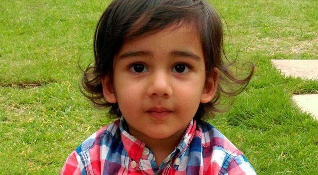 20-month-old Ryan Bhogal died just two days after being admitted to hospital