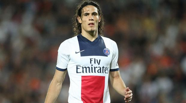 PSG star Edinson Cavani is being linked with a Premier League move