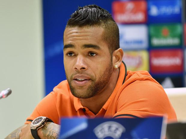 Alex Teixeira is heading for China