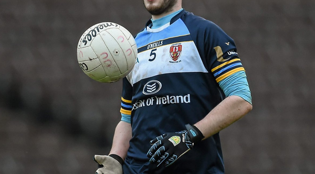 Ulster University's Ryan McHugh