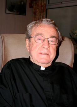 The late Fr Peter Quinn