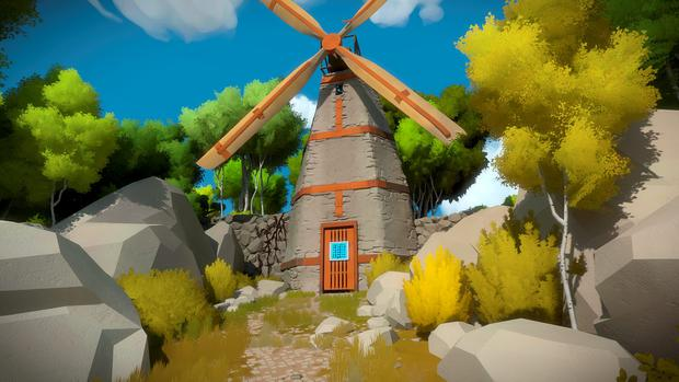 The Witness: A gorgeously rendered landscape filled with saturated colours – and secrets