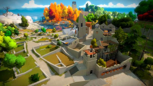 The Witness: Full of mysteries