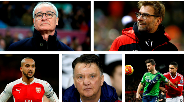 It promises to be a big night in the Premier League