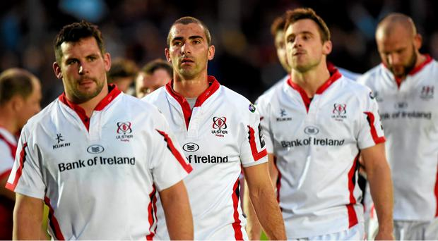 Ulster have missed out on Victor Vito