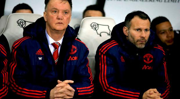 Is Ryan Giggs about to quit his role as Manchester United assistant boss?