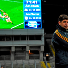 Kerry boss Eamonn Fitzmaurice admits 'not a huge pile (of work was) done' before their league opener against Dublin (SPORTSFILE)