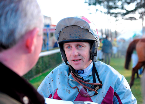Shay Barry has yet to saddle a winner since the turn of the year, but he gets the nod to do so in today's opening maiden hurdle at Clonmel with Thumb Stone Blues (SPORTSFILE)