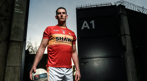 Barry Moran's focus is firmly on Castlebar Mitchels for the moment but he will answer his county's call one club commitments allow him to do so (SPORTSFILE)
