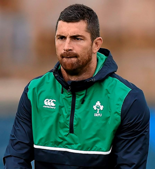 Rob Kearney. Photo: Brendan Moran/Sportsfile