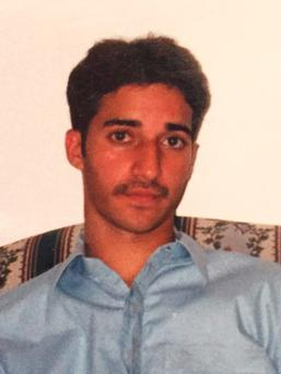 Adnan Syed in 1999
