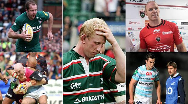 Ireland has exported some of its greatest rugby talent in the past