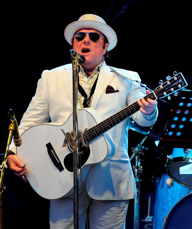 Van Morrison. Photo: Gareth Fuller/PA Wire
