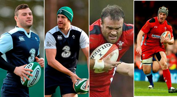 These four could lock horns in the midfield at the Aviva on Sunday