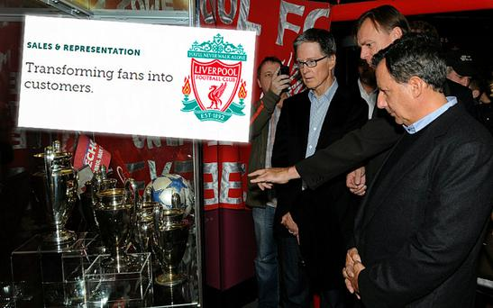 Liverpool owners' plan: Good for business, perhaps not so good for supporter relations