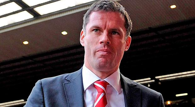 Jamie Carragher (Liverpool FC via Getty Images)