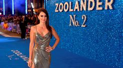 Penelope Cruz attends a London Fan Screening of the Paramount Pictures film