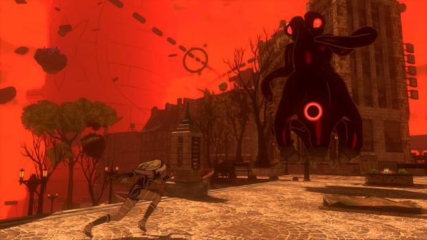 Gravity Rush Remastered: Battling on the ground isn't half as much as in the air