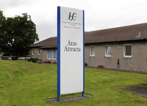 Áras Attracta in Co Mayo. Photo: RollingNews.ie