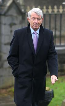 Former Fine Gael minister Michael Lowry. Picture credit: Damien Eagers