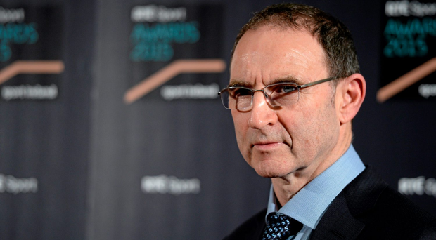 'Republic of Ireland manager Martin O'Neill was looking for a camp closer to home, to facilitate family time for the players' Photo: Sportsfile