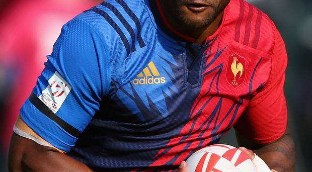 Les Bleus' star attraction could be Test match newcomer Virimi Vakatawa (Getty Images)