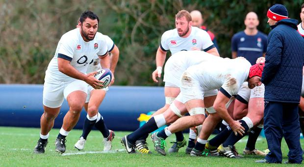 England vice-captain Billy Vunipola has a vital role to play for Eddie Jones in the Six Nations (Getty Images)