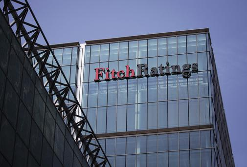 Ratings agency Fitch has said the economy will grow by around 4pc this year – up from the 2.4pc forecast in its previous assessment. Photo: Bloomberg