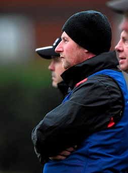 'Frank Flannery knew something different was needed with Oulart-The Ballagh' Photo: Sportsfile