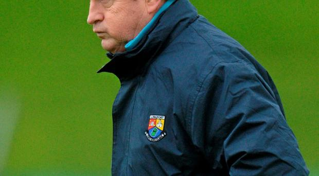 Longford manager Denis Connerton. Photo: Piaras Ó Mídheach / Sportsfile