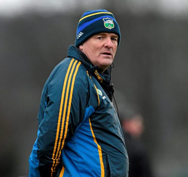 Tipperary manager Liam Kearns. Photo: Diarmuid Greene / Sportsfile