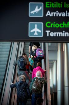 'The economists joining the regulator will be expected to help set the maximum passenger charges that can be levied at Dublin Airport, and also set quality of service standards for passengers and monitoring compliance'. Photo: Mark Condren