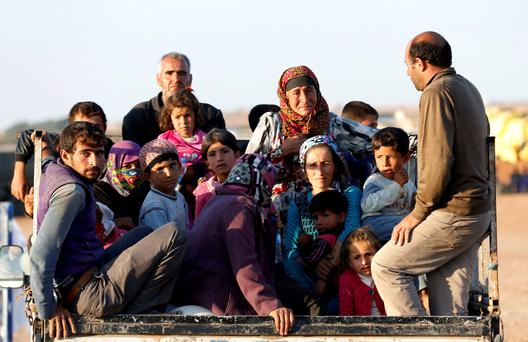 Deputy Prime Minister Numan Kurtulmus admitted the country faced problems after accepting a total of three million refugees, including 2.5 million Syrians.