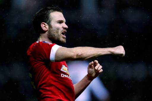 Juan Mata has admitted professional players are over paid