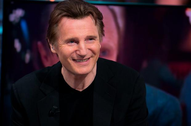 Actor Liam Neeson. (Photo by Pablo Cuadra/Getty Images)