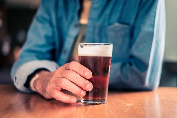 Hardened drinkers are faced with a yearly choice, says Liam Collins: do I give it up for Lent or November?