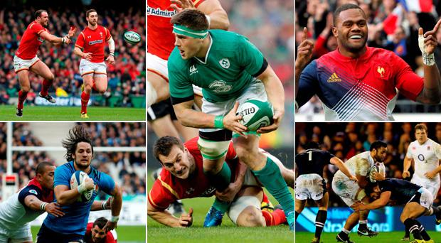 CJ Stander, Billy Vunipola and Jamie Roberts were three of the top men on show over the weekend